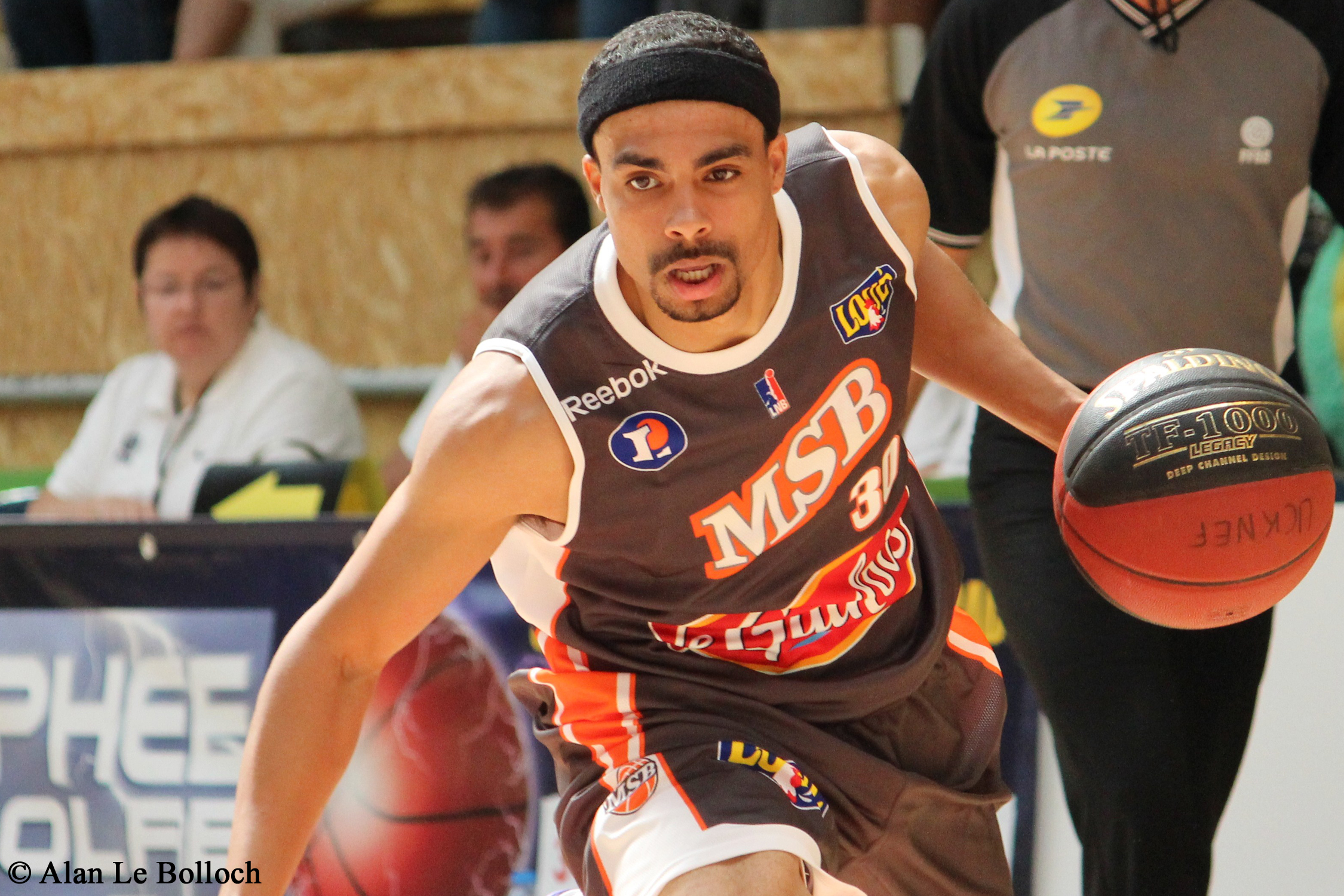 DaShawn Wood - Le Mans Sarthe Basket