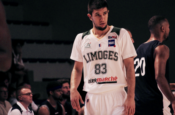 Axel Bouteille - Limoges CSP