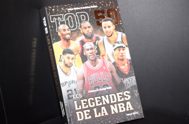 top 50 - les légendes de la NBA