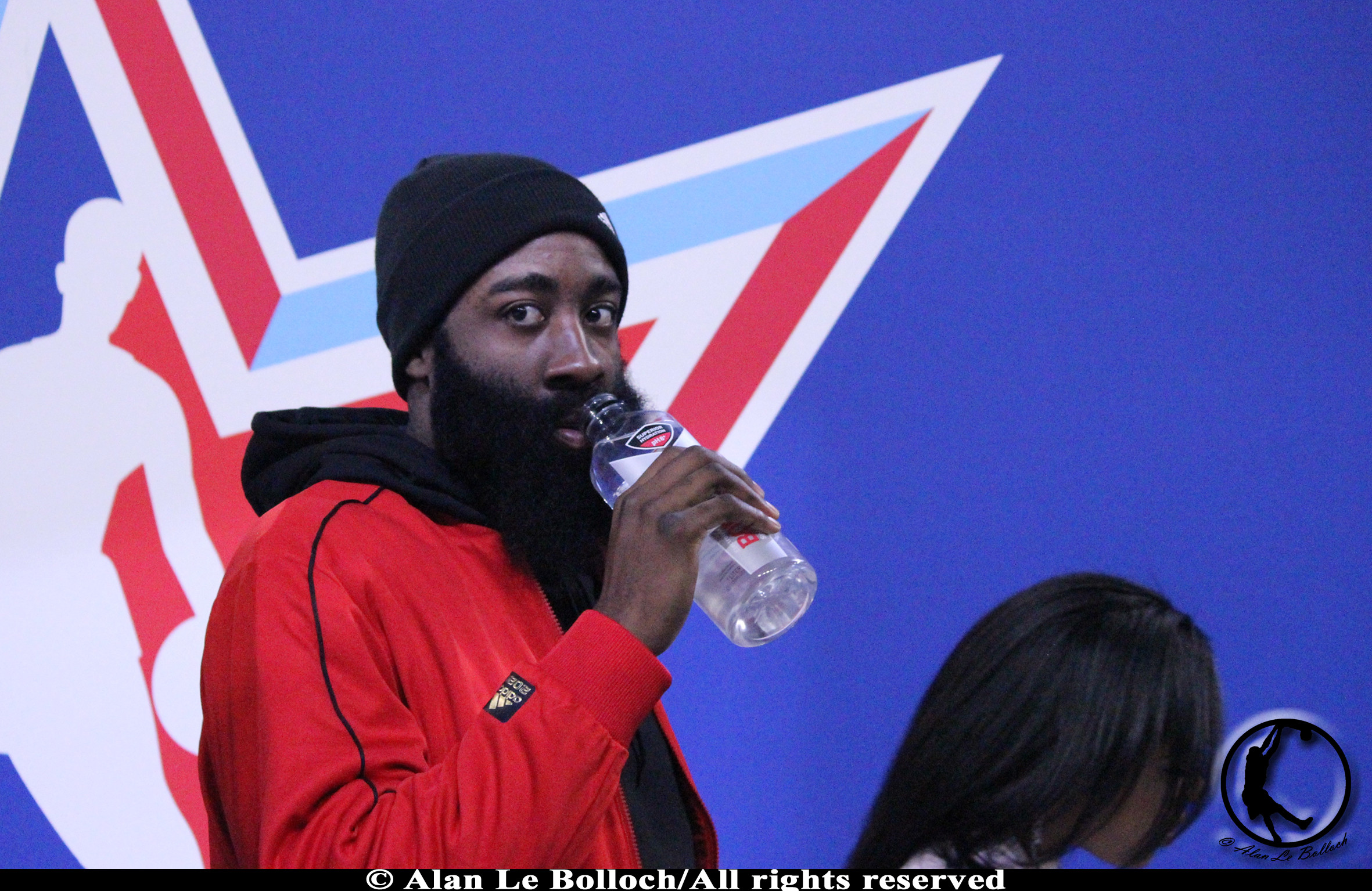 James Harden alimentation nutrition