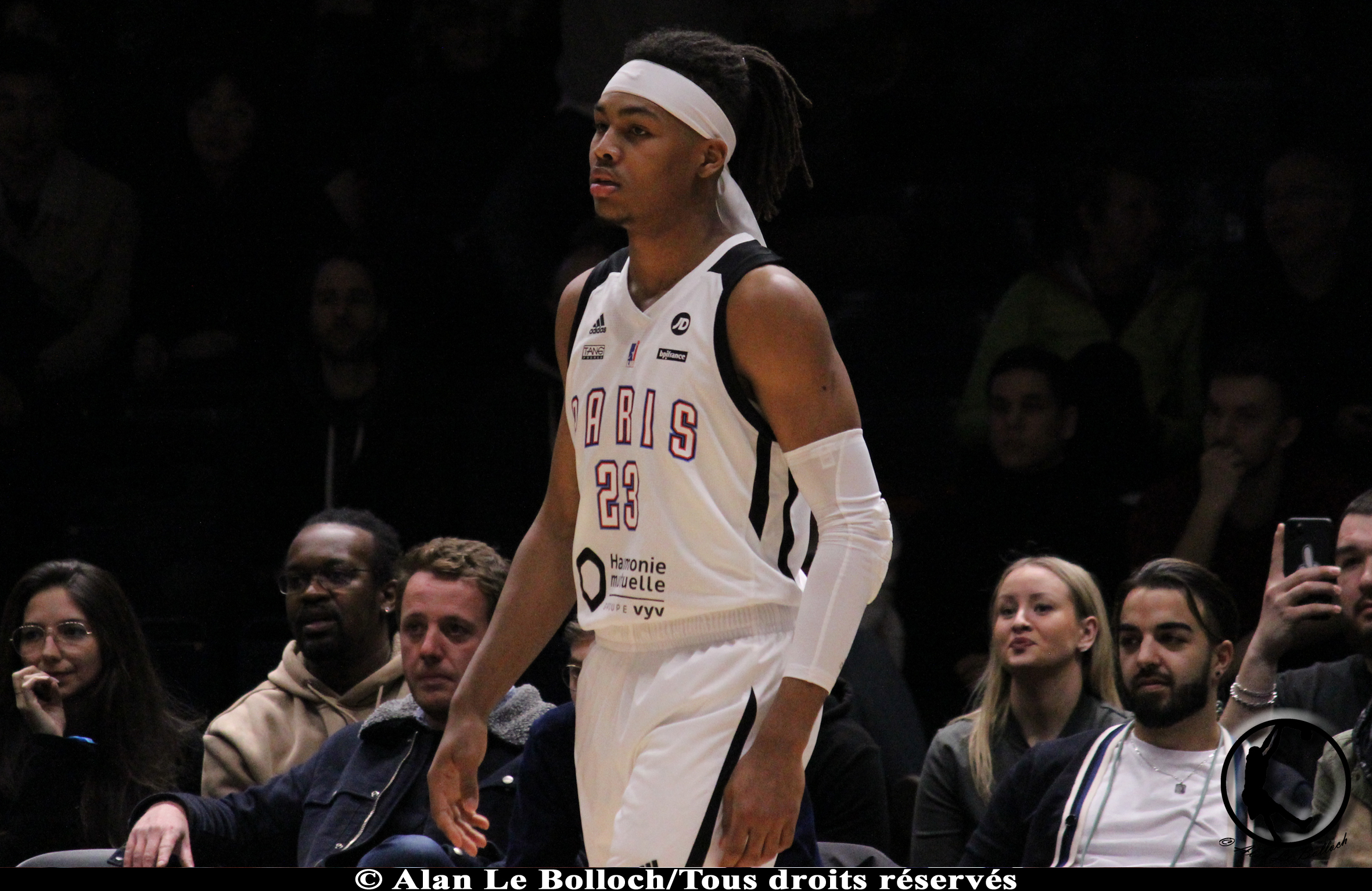 Juhann Begarin - Paris Basketball (1)
