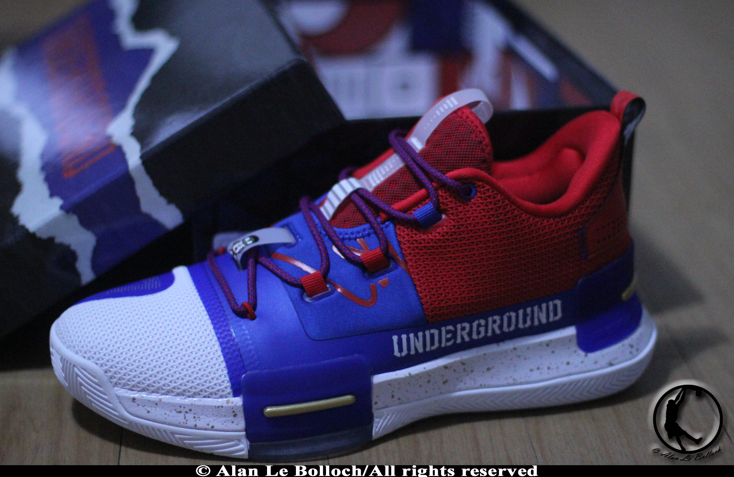 chaussures Peak - Lou Williams (3)