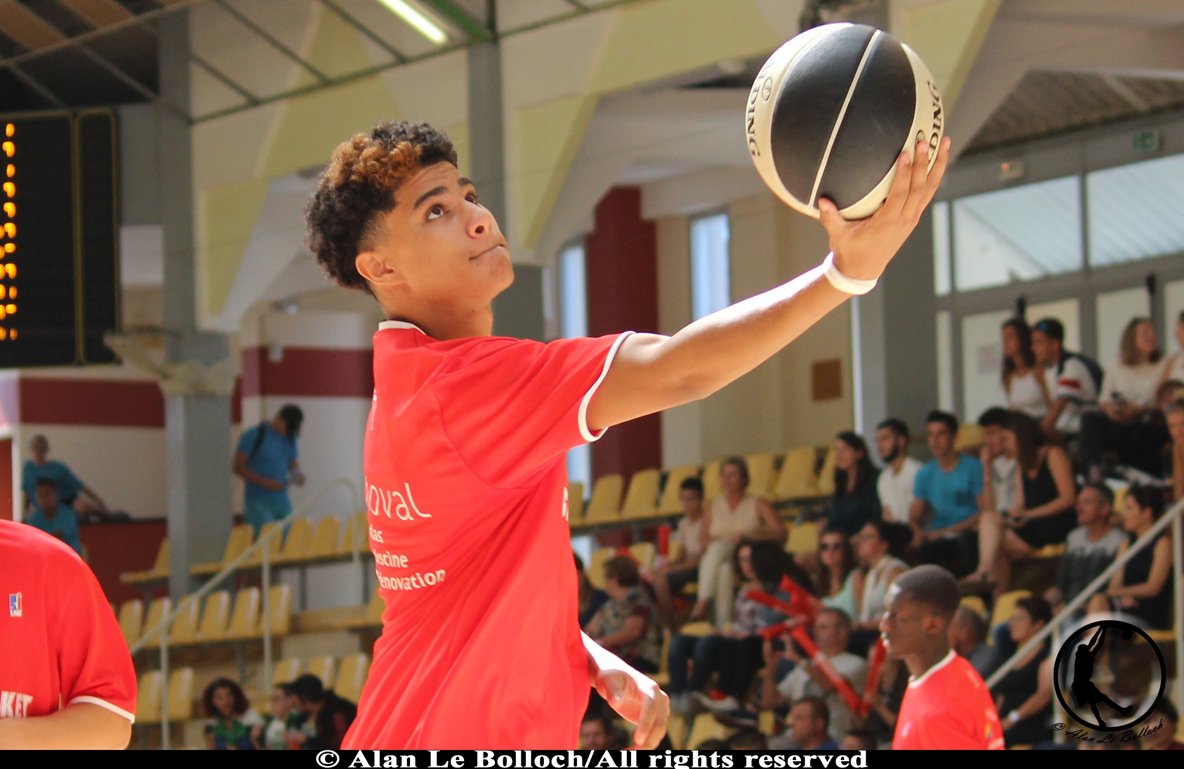 Killian Hayes (4) - Cholet Basket