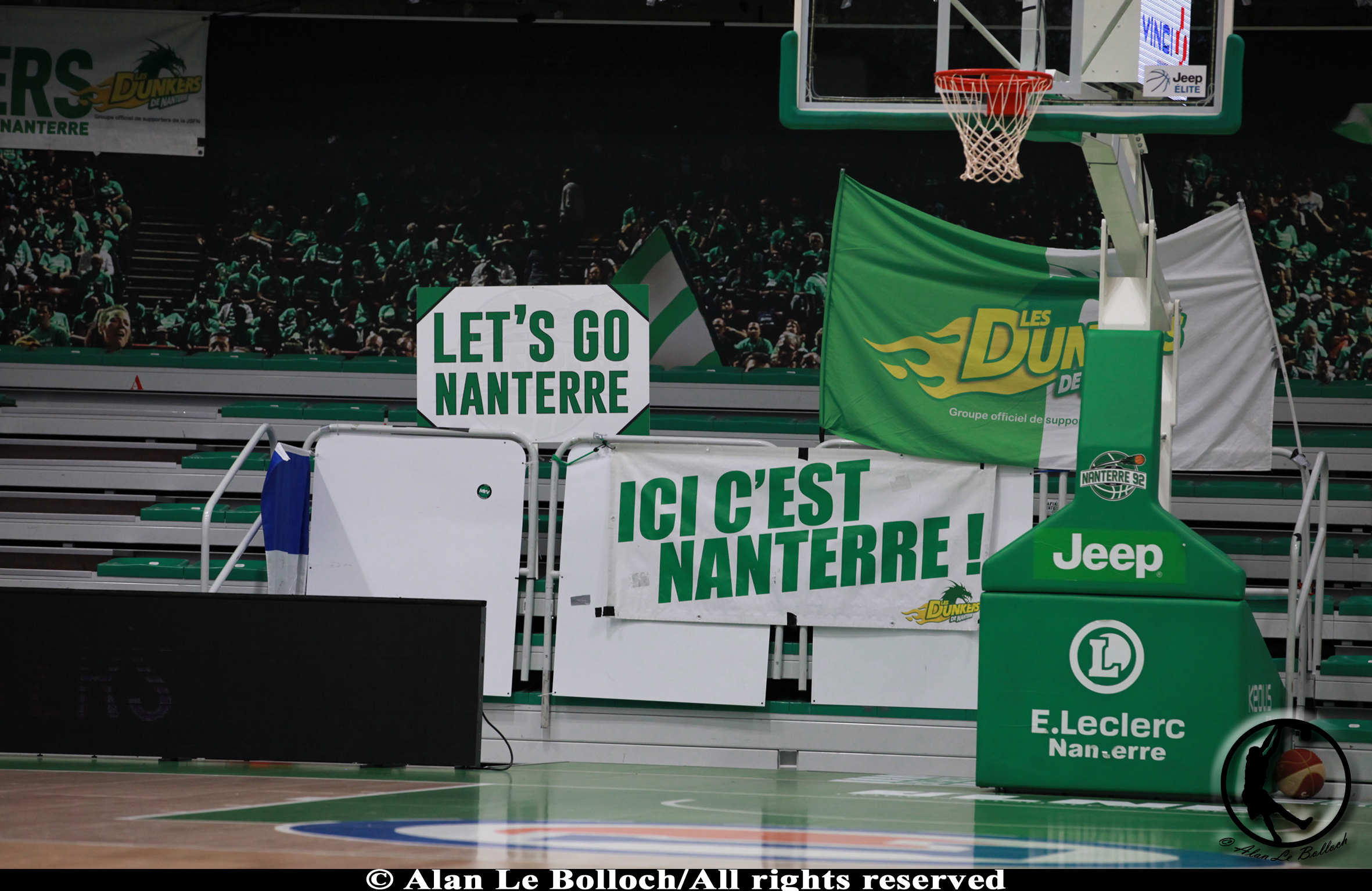 match à huis clos - basket-ballworld